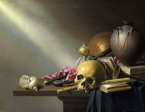 An Allegory of the Vanities of Human Life Date, Steenwyck Harmen