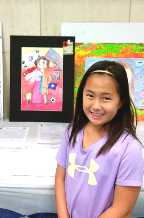 Semmi Wins PTA Reflections Art Contest