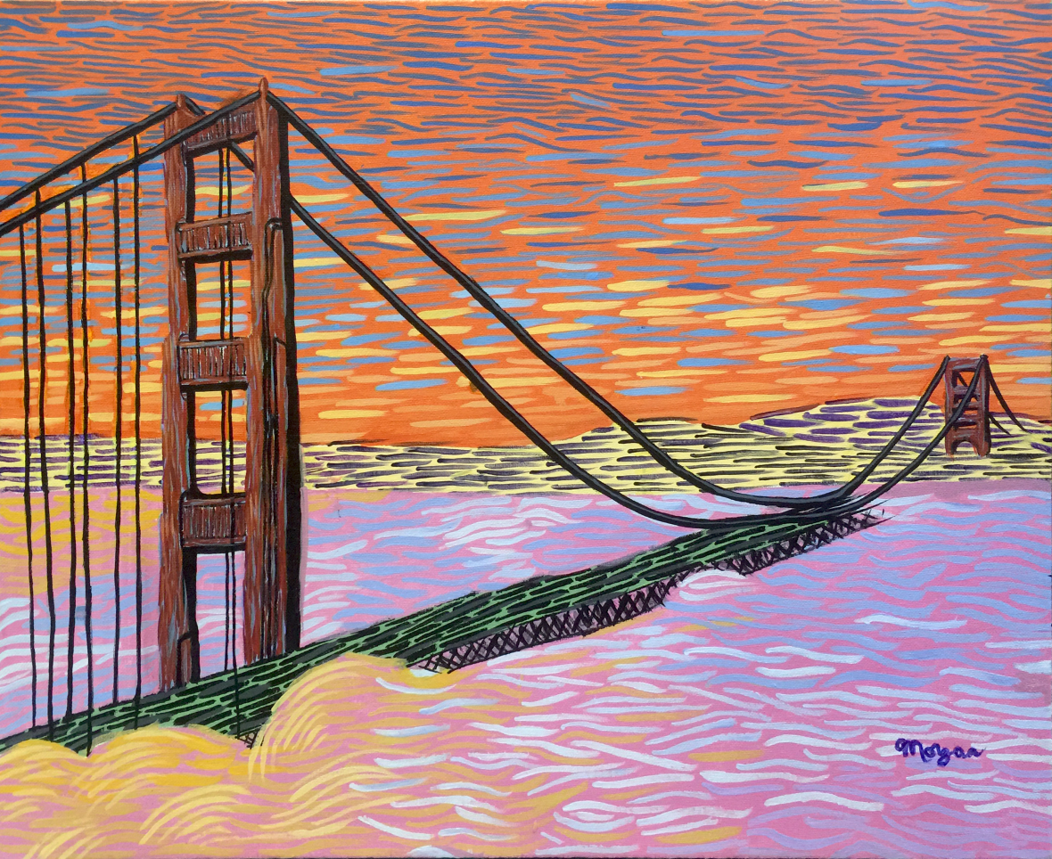 Morgan Lee - Golden Gate Bridge