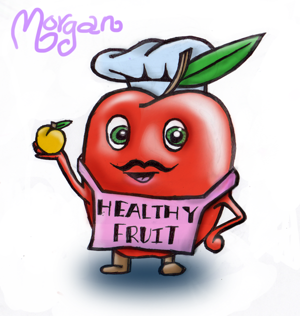 Morgan Lee - Healthy Fruit