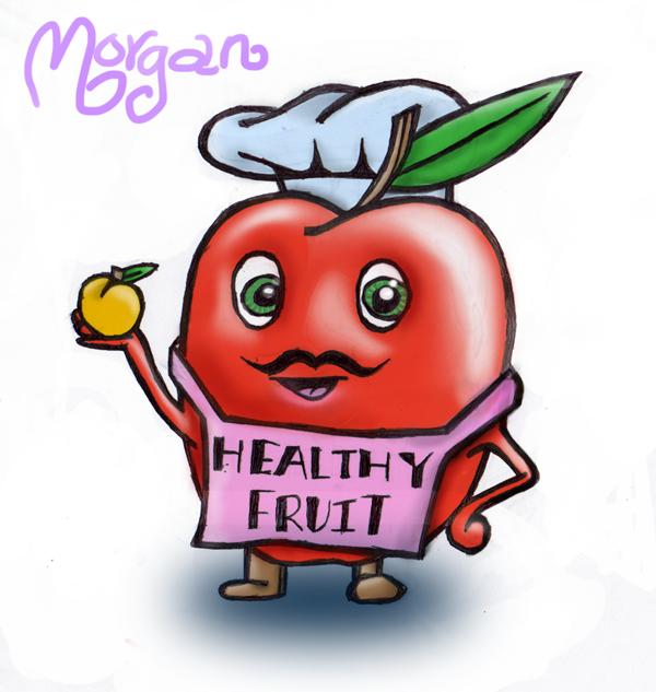 Morgan Lee - Healthy Fruit